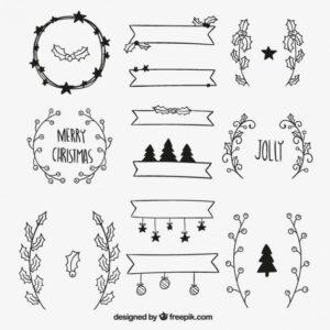 plantillas navidad 4