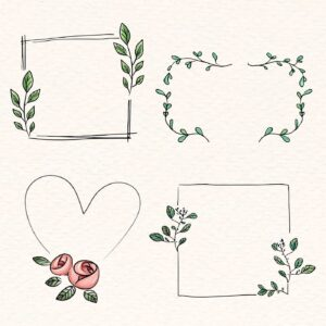 plantillas flores 10