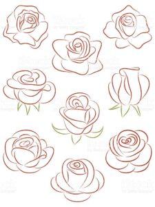 plantillas flores 16