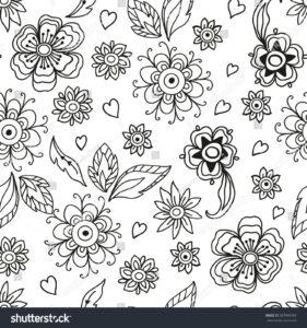 plantillas flores 18