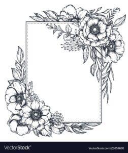 plantillas flores 8