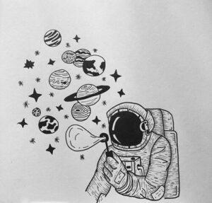 plantillas espacio 4