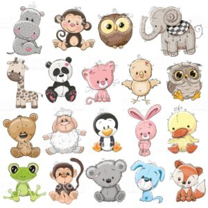 doodles animales 4