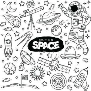 doodles espacio 1