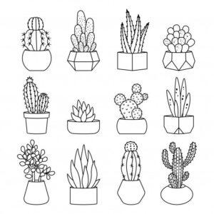 doodles flores 2