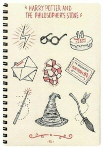 doodles harry potter 1