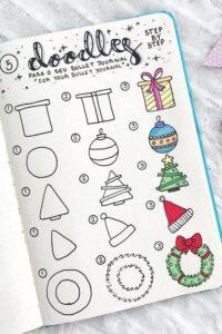doodles navidad 10