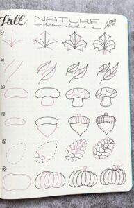 doodles otoño 6