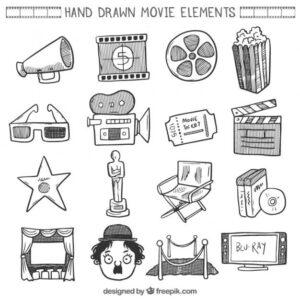 doodles películas 6