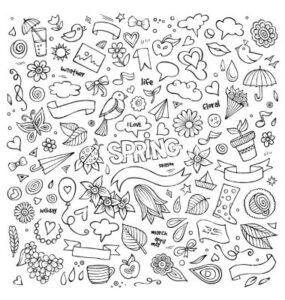 doodles primavera 1