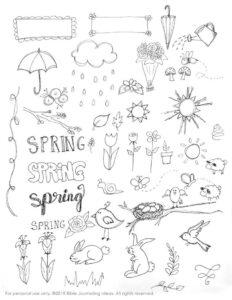 doodles primavera 2