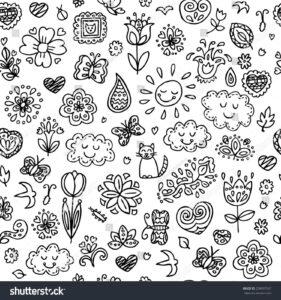 doodles primavera 4
