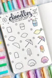 doodles verano 5