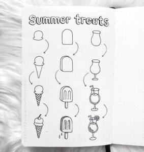 doodles verano 6