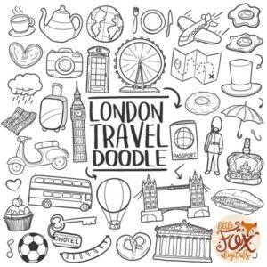 doodles viajes 6
