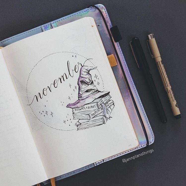 Portada Bullet Journal 【2021】: ? ideas e inspiración ?