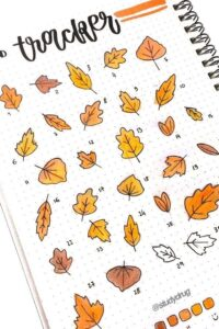 trackers otoño 4